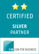 C4B Silver Partner