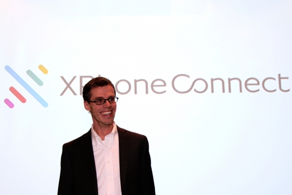 XPhone in Motion Executive Preview - Michael Schreier Keynote