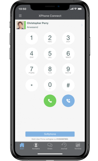 XPhone Connect Mobile App