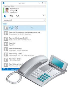 XPhone Essentials for Microsoft Lync